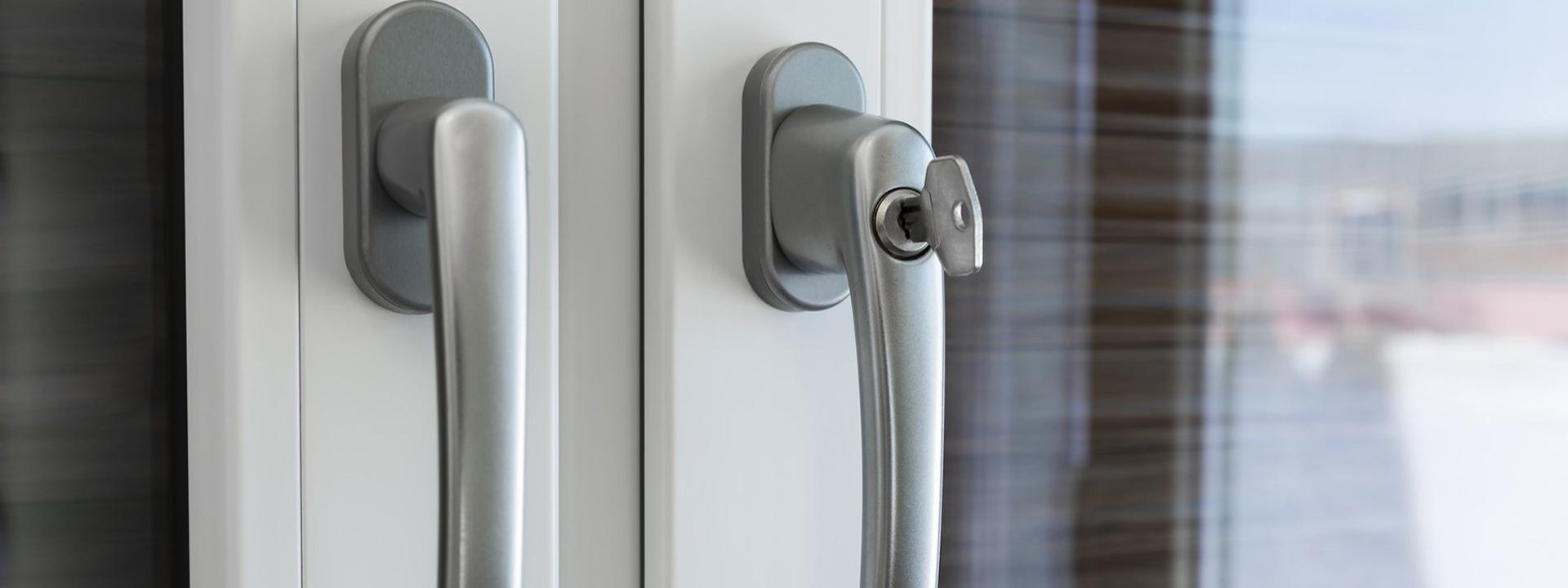 Изготовление алюминиевых дверей